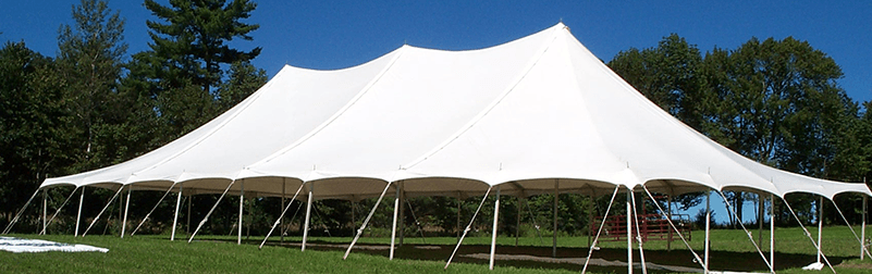 Tent Rental Styles In Indianapolis A Classic Party Rental
