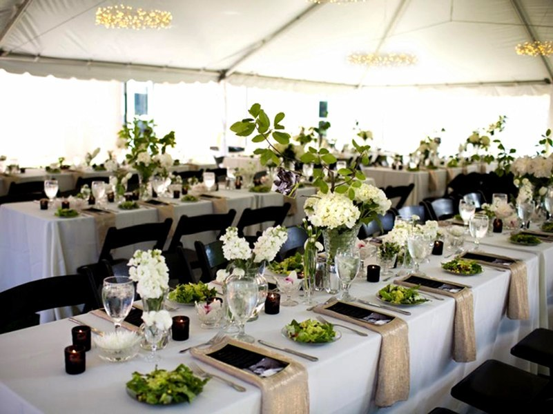 Rectangular table design wedding pinterest for Table design for wedding