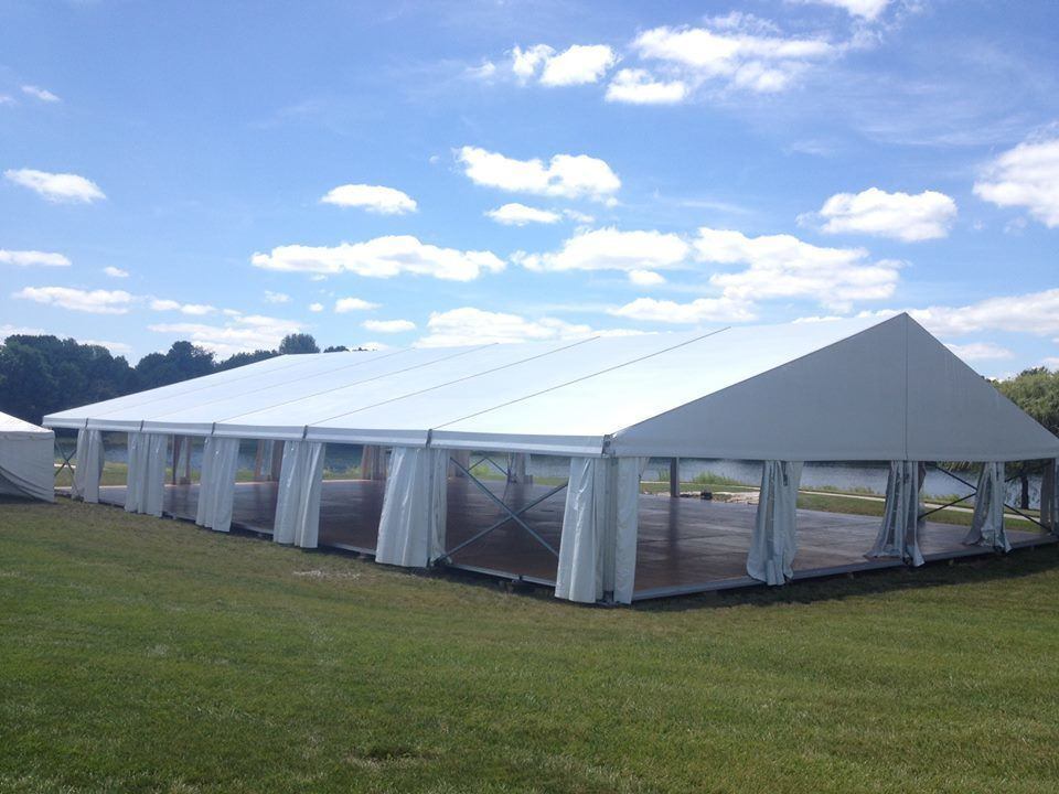 Clear Span Series & Clear Span Series | A Classic Party Rental