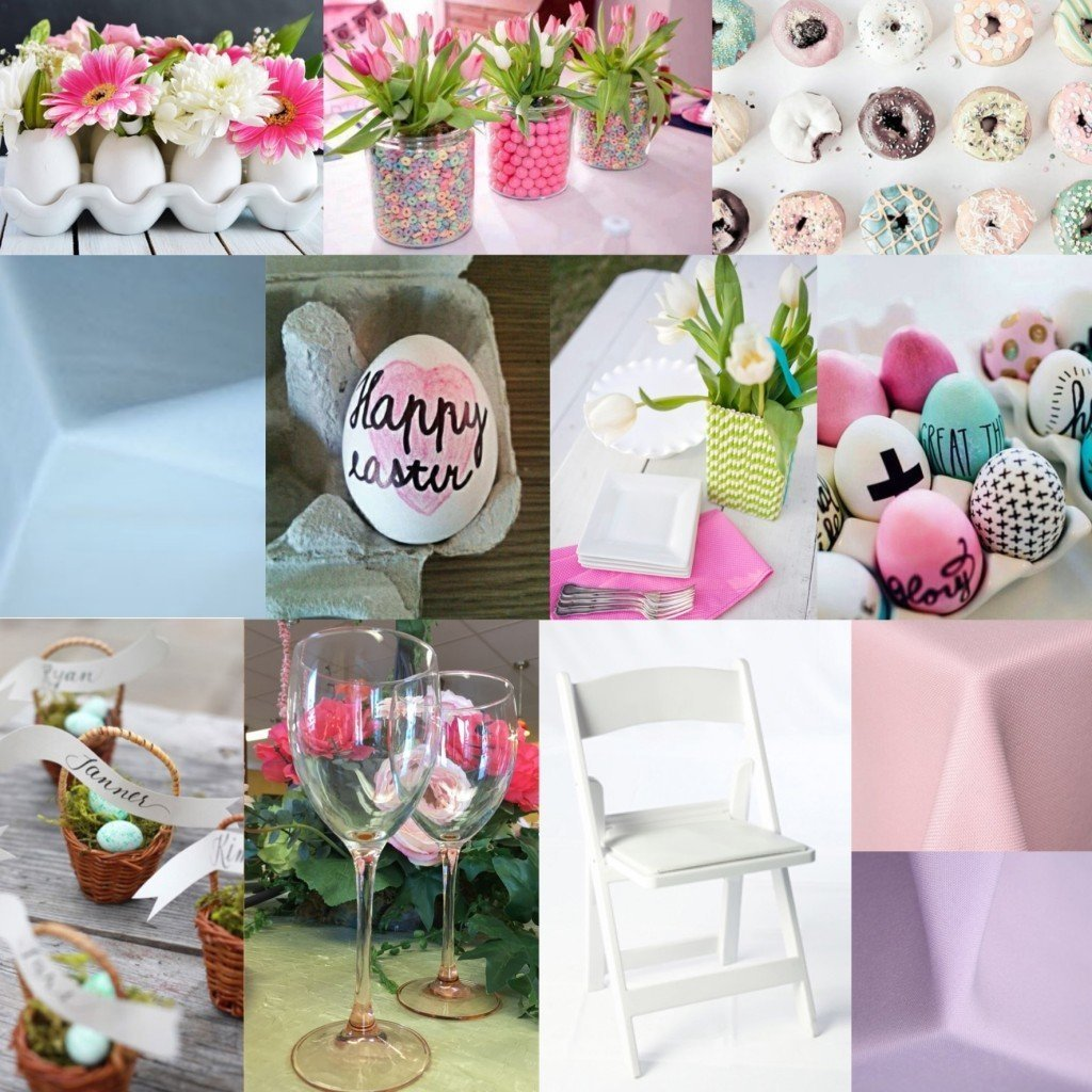 Easter Mood Board