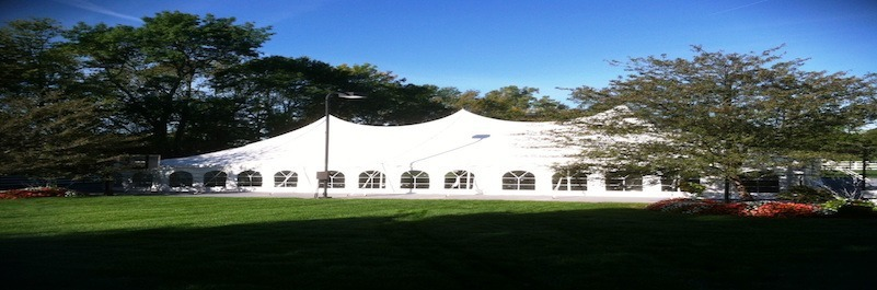 4 Locations For A Tent Wedding In Indianapolis A Classic