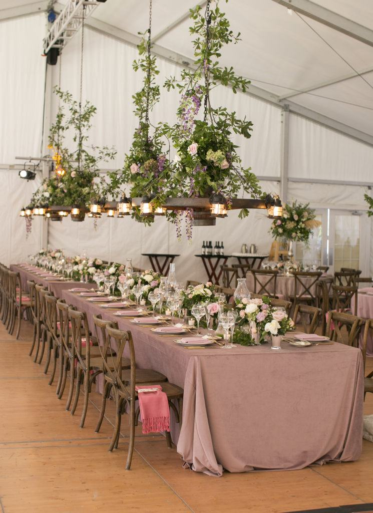 Dream Tent Wedding A Classic Party Rental