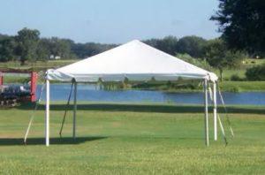 15 x 15 Frame Tent